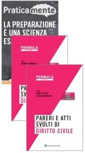 Esame Avvocato 2017: Pareri e Atti svolti di diritto civile e penale (2 volumi) + Praticamente Avvocatura