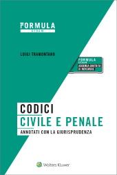 Esame Avvocato 2019 - Codici Civile e Penale annotati con la giurisprudenza 2019 (il Tramontano)