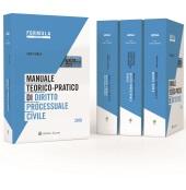Esame Avvocato 3 Manuali: Civile + Penale + Procedura Penale
