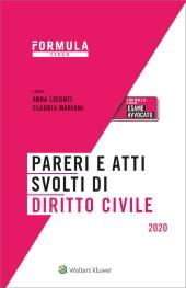 Esame Avvocato - Atti e pareri svolti di diritto civile 2020