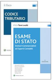 Esame di Stato Dottori Commercialisti: Temi Svolti + Codice tributario 2017 il fisco