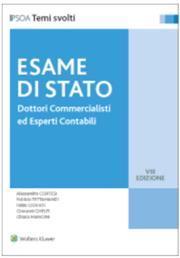 Esame di Stato Dottori Commercialisti ed Esperti Contabili