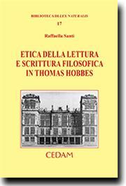 Etica della lettura e scrittura filosofica in Thomas Hobbes