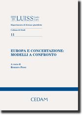 Europa e concertazione: modelli a confronto