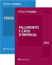 FALLIMENTO E CRISI D'IMPRESA + FISCO (Formula Sempre Aggiornati Carta + Digitale)