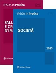 FALLIMENTO E CRISI D'IMPRESA + SOCIETA' (Formula Sempre Aggiornati Carta + Digitale)