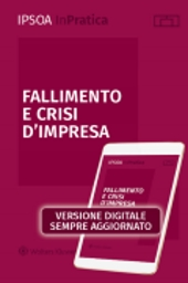 Fallimento e Crisi d'Impresa - Libro Digitale Sempre Aggiornato