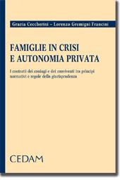 Famiglie in crisi e autonomia privata