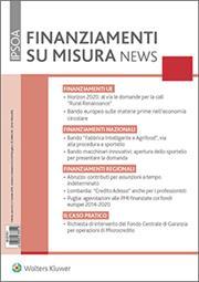 Finanziamenti su misura - News