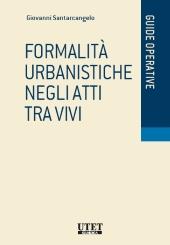 Formalita' urbanistiche negli atti tra vivi