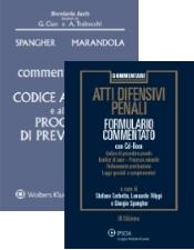 Formulario Atti difensivi penale + Codice antimafia