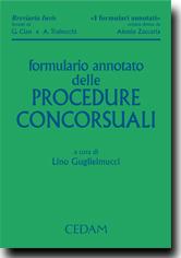 Formulario annotato delle procedure concorsuali