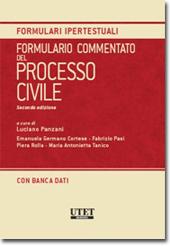 Formulario ipertestuale commentato del processo civile