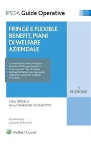 Fringe benefits e piani di welfare
