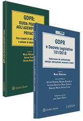 GDPR e Decreto Legislativo 101/2018 + GDPR: guida pratica agli adempimenti privacy