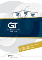 GT - Giurisprudenza Tributaria - Raccolta delle annate (1994-2016)