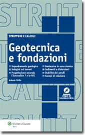 Geotecnica e fondazioni