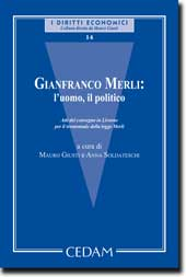 Gianfranco Merli: l'uomo, il politico