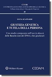 Giustizia genetica e tutela della persona