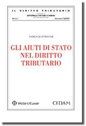 Gli aiuti di Stato nel diritto tributario