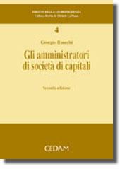 Gli amministratori di società di capitali