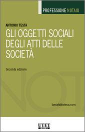Gli oggetti sociali degli atti delle società