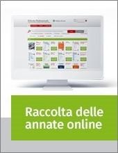 Guida alle paghe - Raccolta delle annate online