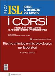 ISL Igiene e Sicurezza del lavoro - I Corsi