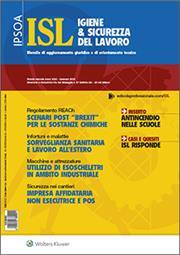 ISL Igiene & sicurezza del lavoro