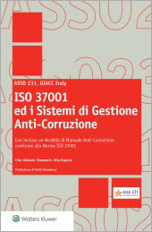 ISO 37001 ed i Sistemi di Gestione  Anti-Corruzione