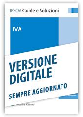 IVA - Libro Digitale sempre aggiornato