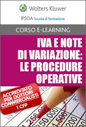 IVA e note di variazione: le procedure operative