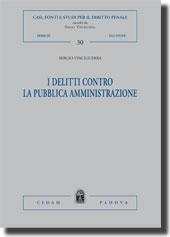 I delitti contro la pubblica amministrazione