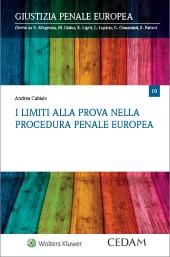 I limiti alla prova nella procedura penale europea