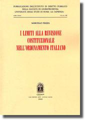 I limiti alla revisione costituzionale nell'ordinamento italiano