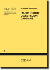 I nuovi statuti delle regioni ordinarie