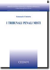 I tribunali penali misti