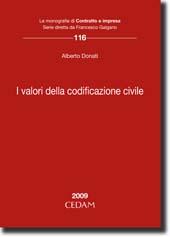 I valori della codificazione civile