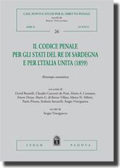 Il Codice penale per gli Stati del Re di Sardegna e per l'Italia Unita (1859)