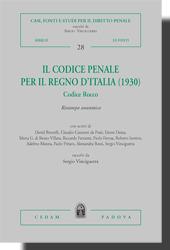 Il Codice penale per il Regno d'Italia