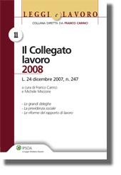 Il Collegato lavoro 2008