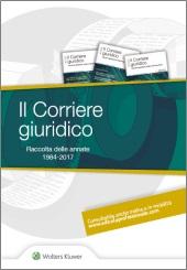 Il Corriere giuridico - Raccolta delle annate 1984 - 2018