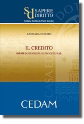 Il Credito. Forme sostanziali e procedurali