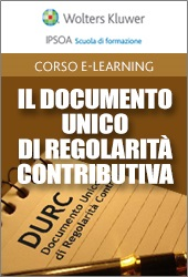Il Documento Unico di Regolarità Contributiva