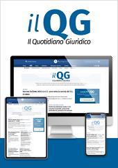 Il Quotidiano Giuridico on line