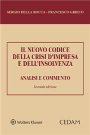 Il codice della crisi d'impresa. primo commento al d.lgs. n. 14/2019
