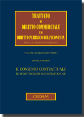 Il consenso contrattuale