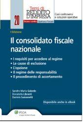 Il consolidato fiscale nazionale