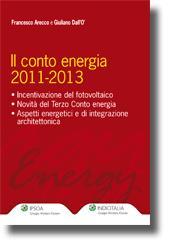Il conto energia 2011-2013