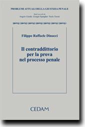 Il contraddittorio per la prova nel processo penale